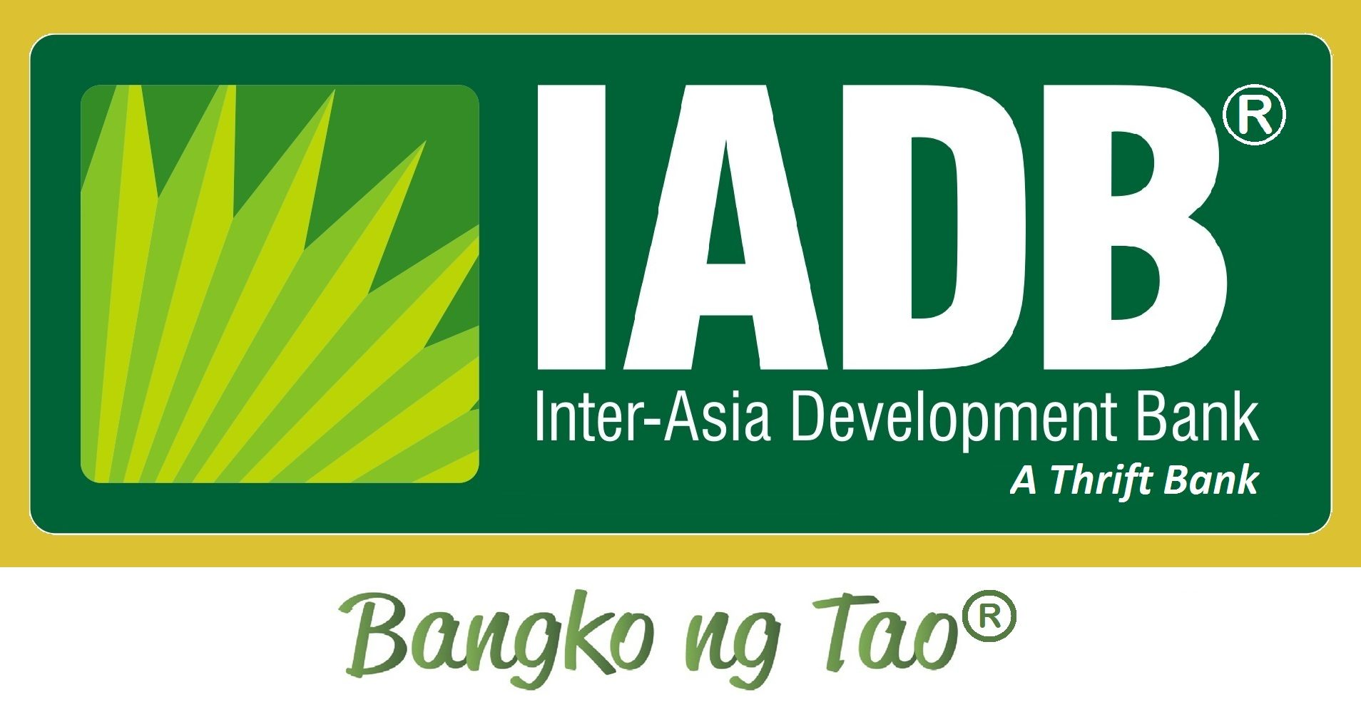 INTER-ASIA DEVELOPMENT BANK